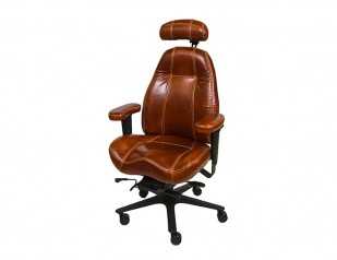 Lifeform® Ultimate Mid Back Executive Office Chair