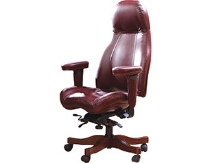 Lifeform® Ultimate High Back Executive Office Chair