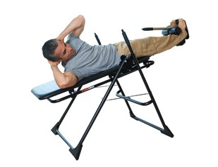 Mastercare Back-A-Traction® Inversion Table