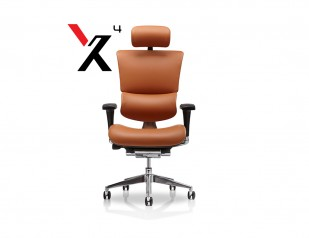 X-Chair X4 Premium Leather Executive Chair