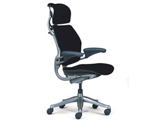 Humanscale® Freedom™ Task Chair with Headrest
