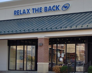 Relax The Back Store in Chesterfield store image
