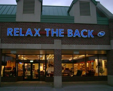 Relax The Back Store in Bloomfield Hills MI store image