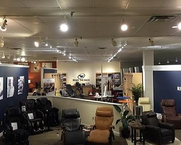 Gallery Inside Kittles Castleton Store