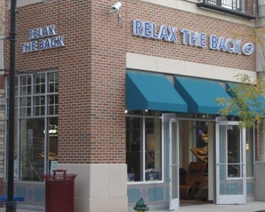 Relax The Back Store in Clayton MO store image